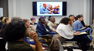 Arts as focal point of intercultural efforts discussed at Create seminar
